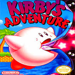 Kirby's adventur