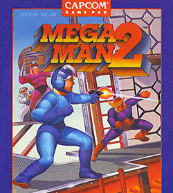 Mega Man 2 game
