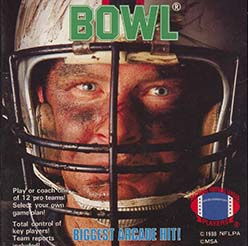 Tecmo Bowl game