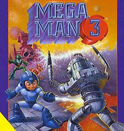 Mega Man 3 game